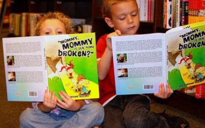 Darujme detskú knižku