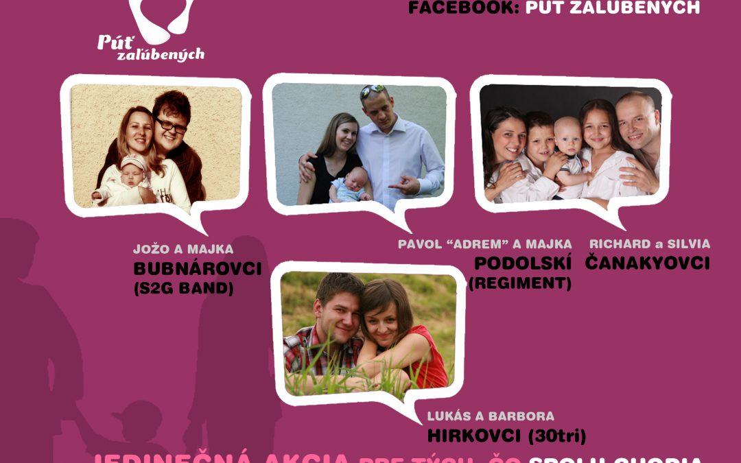 InformácieI like manželstvo: púť pre zaľúbených