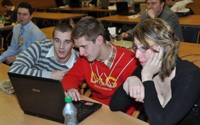 Súťaž a konferencia Junior Internet