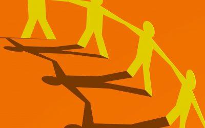 Práca s dobrovoľníkmi v organizácií