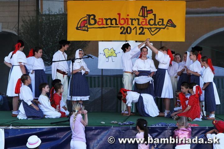 InformácieFestival Bambiriáda bavil mladých i starších