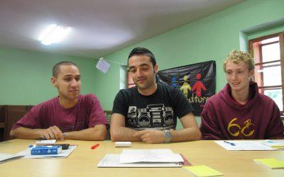 eRko hovorilo s mladými Európanmi o dobrovoľníctve