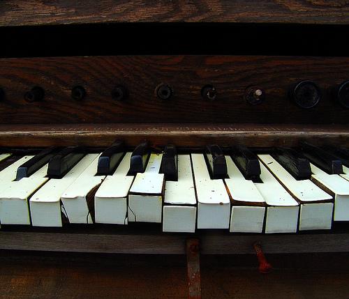 InformácieHľadáme klavír!