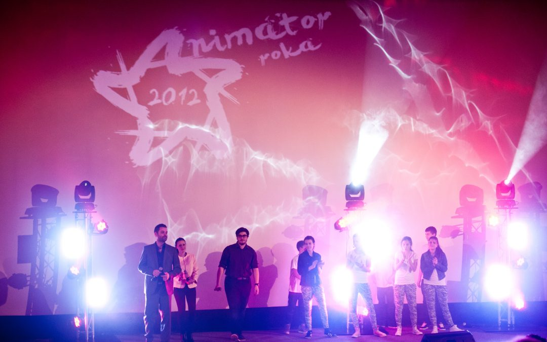 InformácieAnimátor roka 2012