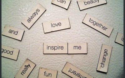 Nájdi inšpiráciu v živých knihách