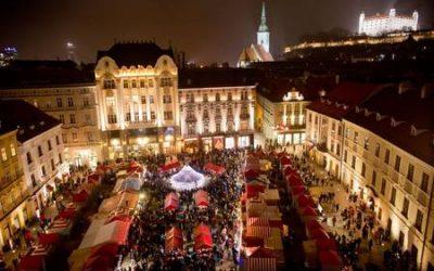 RmS na vianočných trhoch