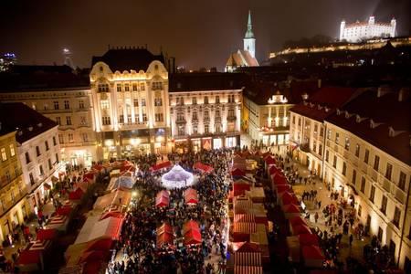 InformácieRmS na vianočných trhoch