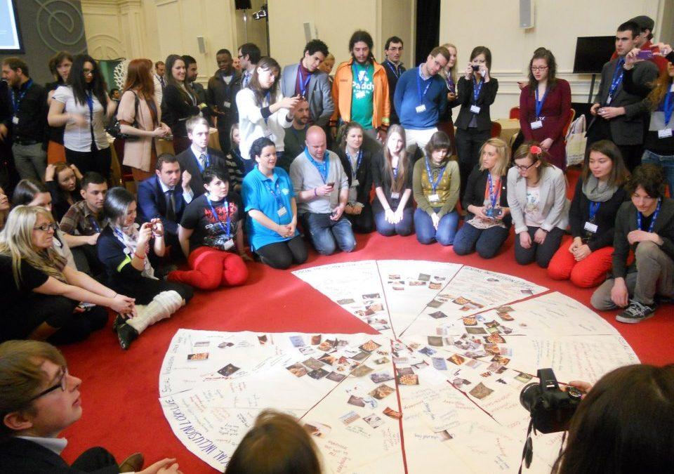 InformácieYouth Conference: Ako zapájať mladých ľudí