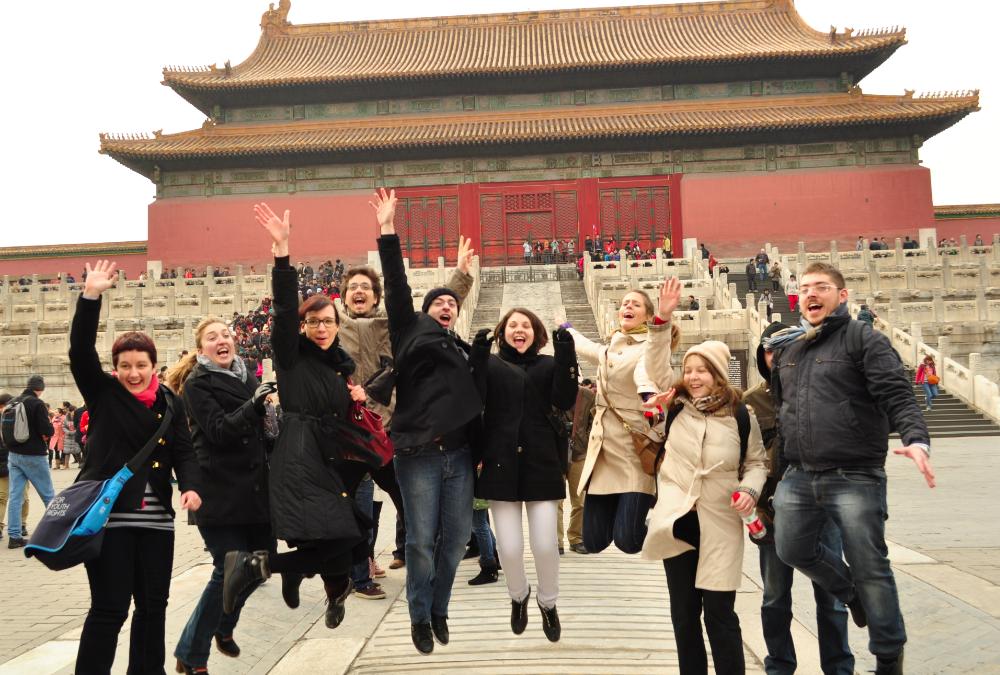 InformácieMládežnícke organizácie v Číne a EÚ: stretneme sa niekedy na Facebooku?