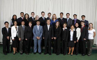 Ako začal program Mladí OSN na Slovensku?