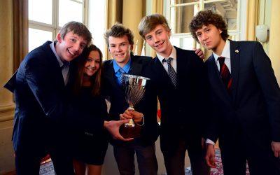 Slovenskí stredoškoláci víťazmi medzinárodného turnaja