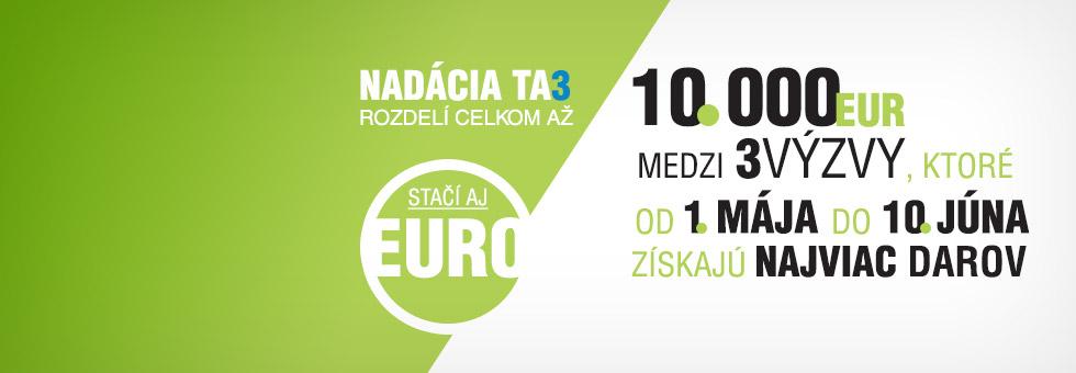 InformácieJarná súťaž o 10 000 eur