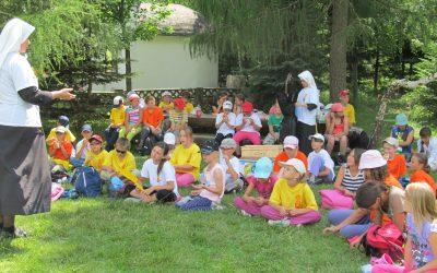 Letné zážitky z táborov NODAMu