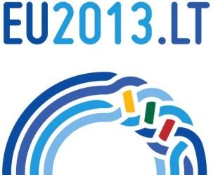 ES tarybos pirm logo