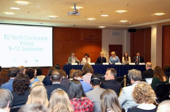 InformácieVzdelanie a práca pre všetkých: Mladí ľudia navrhli riešenia