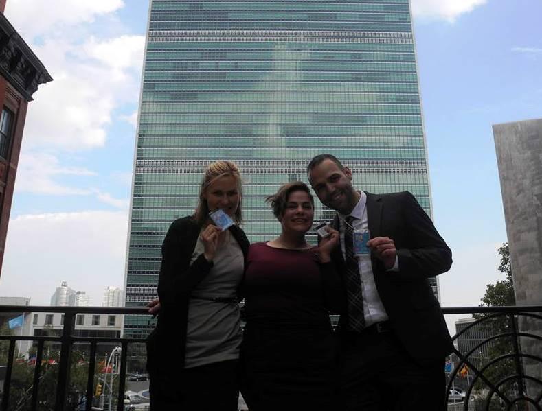 InformácieNa Valnom zhromaždení OSN zastupuje Slovenskú republiku len 23-ročná študentka