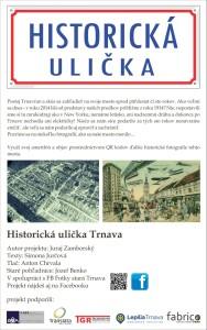 Historická ulička Trnava