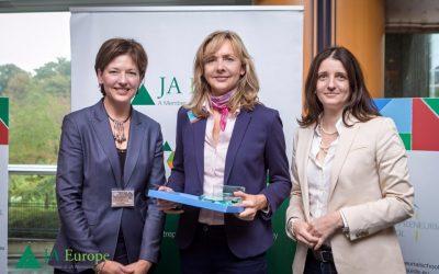 Slovenskú školu ocenili za podnikateľské vzdelávanie