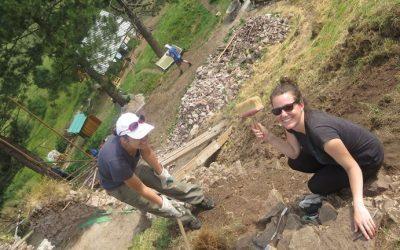 Iní v lete zlenivejú, my chodíme pomáhať na slovenské a zahraničné dobrovoľnícke tábory