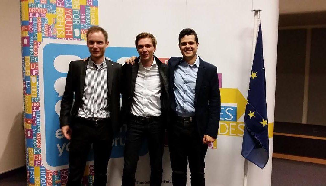 InformácieRada mládeže Slovenska predstavila plány Predsedníctva SR