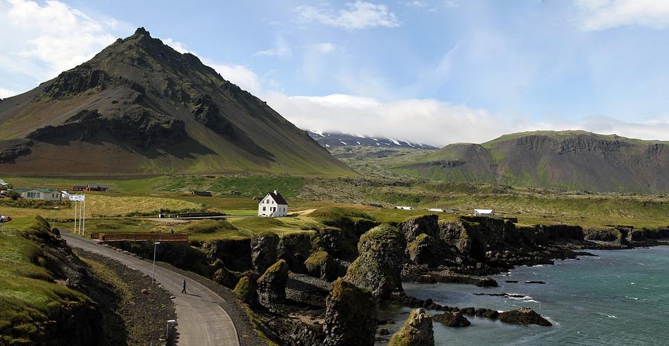 PonukyÚprava turistických chodníkov-Island