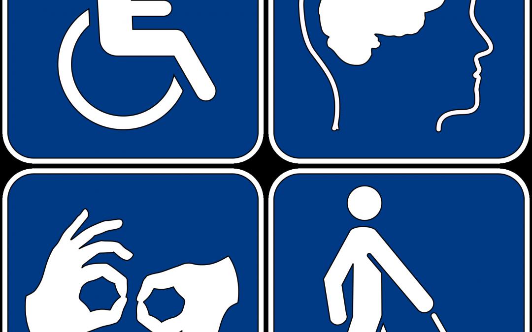 PonukyInfo dopoludnie na tému osoby so zdravotným postihnutím a znevýhodnené skupiny