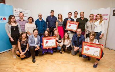 Národné kolo Social Impact Award Slovensko už pozná svojich víťazov