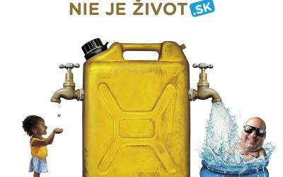 Mimovládne organizácie upozornia na nedostatok vody