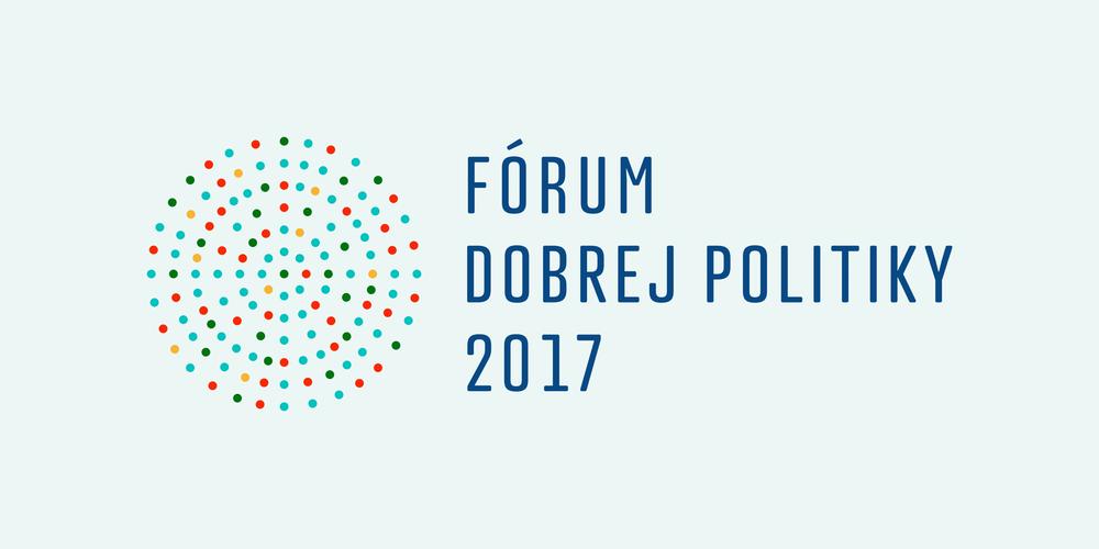 PonukyFórum dobrej politiky 2017
