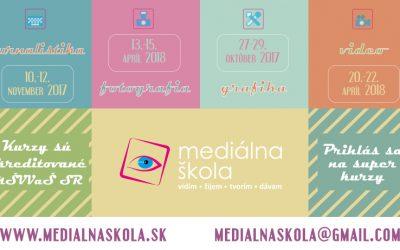 Mediálna škola v Žiline