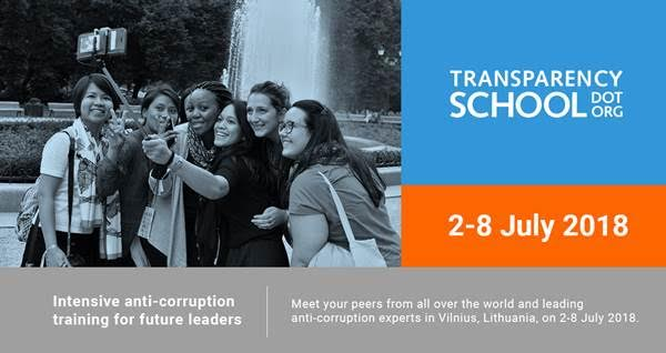 PonukyLetná škola Transparency International