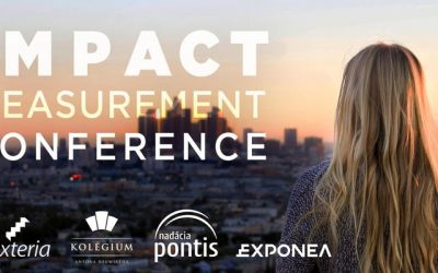 "Konferencia – ""Impact Measurement Conference 2018"""