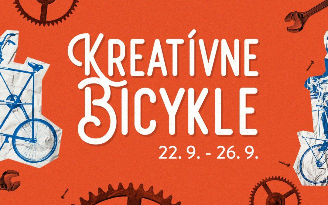 PonukyWorkshop Kreatívne bicykle – príď si vyrobiť svoj vysnívaný bicykel!