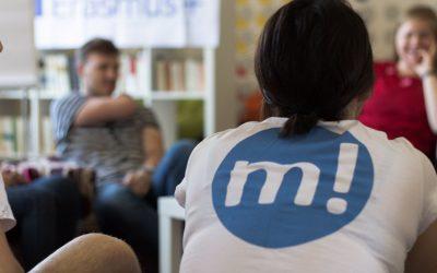 Mladiinfo: Learn and Share