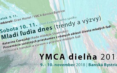 YMCA dielňa 2018