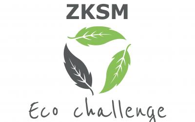 ZKSM uvádza projekt Eco challenge zameraný na ekologické výzvy