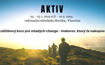 Česko-slovenský kurz AKTIV hľadá posledné tímy