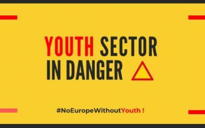 Mládežnícka participácia je v ohrození a my nesúhlasíme!