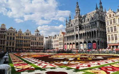 Stáž v EUROCITIES v Bruseli