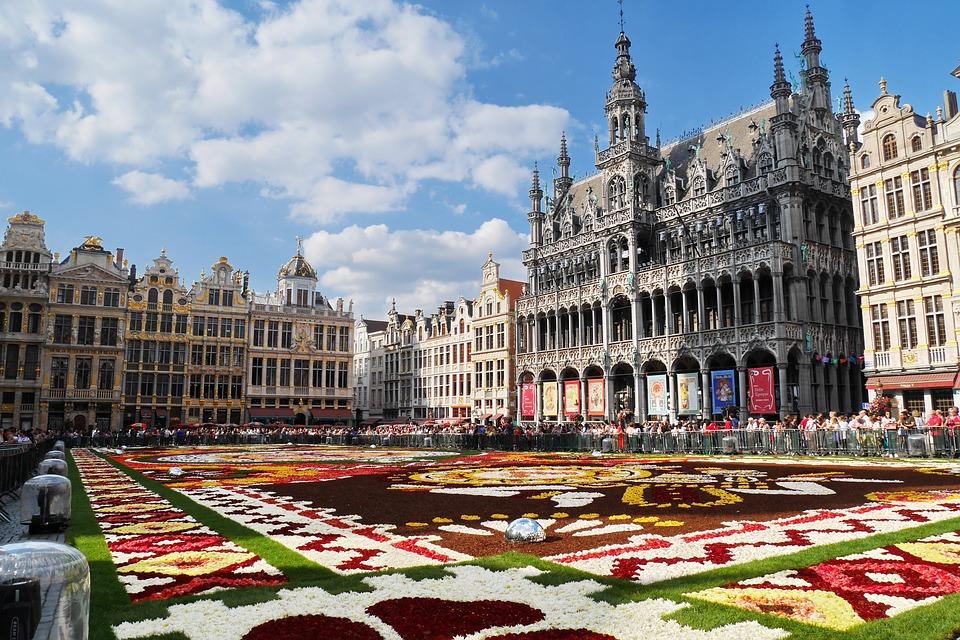 PonukyStáž v EUROCITIES v Bruseli
