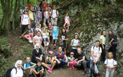 NODAM a Školské sestry de Notre Dame zorganizovali tábory pre viac ako 600 detí