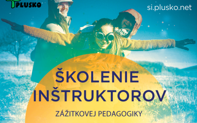 Akreditované školenie inštruktorov zážitkovej pedagogiky