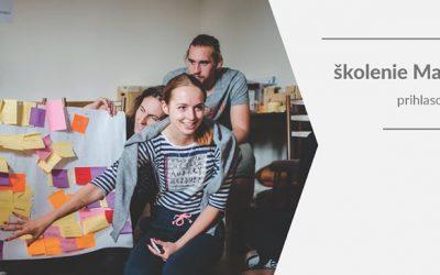 """Dlhodobé akreditované školenie pre pracovníkov s mládežou – """"Marker CS vol.4"""""""