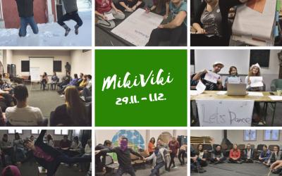 """Mikulášska teambuildingová víkendovka – """"Mikiviki"""""""