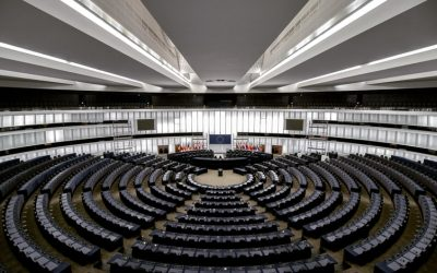 """Modelové zasadnutie Európskeho parlamentu – """"MEUS 2020"""""""