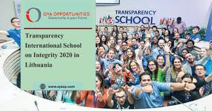 Transparency International School on Integrity