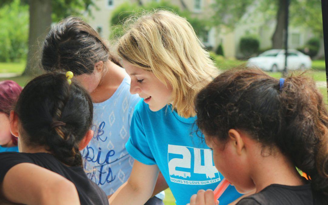 Podcast Krajina mladých: Ep. 5 – Prečo dobrovoľníčiť