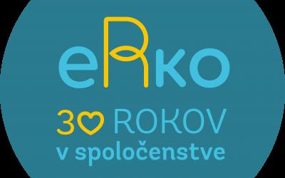 eRko oslavuje 30 rokov