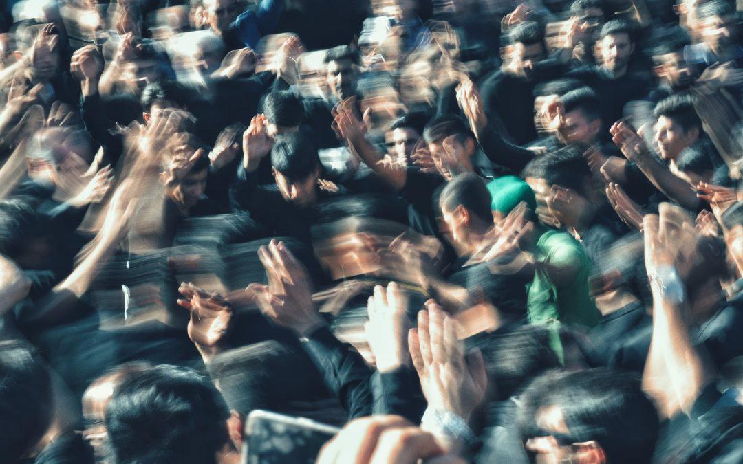 Aj právo na protest podlieha základom slušnosti a etiky